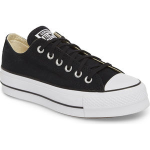 Converse All Star Platform Sneakers  8.5